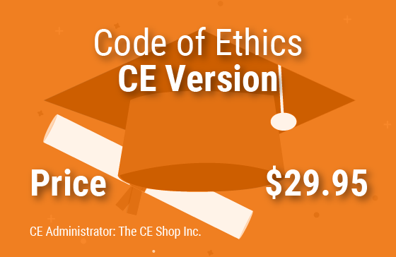 Code of Ethics CE Version